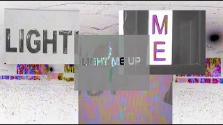 RL Grime - Light Me Up ft. Miguel & Julia Michaels (Official Lyric Video)