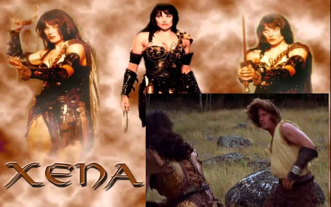 Xena vs Hercules - YouTube