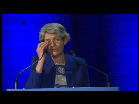 Address by Irina Bokova - 20th anniversary of the Slave Route Project