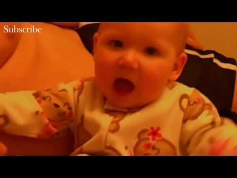 Baby & daddy funny so cute baby angry on daddy funny babies 2017,funny baby videos