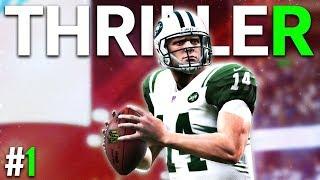 MADDEN 19 FRANCHISE MODE: Rebuilding the Jets + Starting Sam Darnold! | EP1