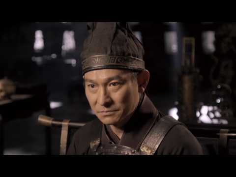 Andy Lau: THE GREAT WALL