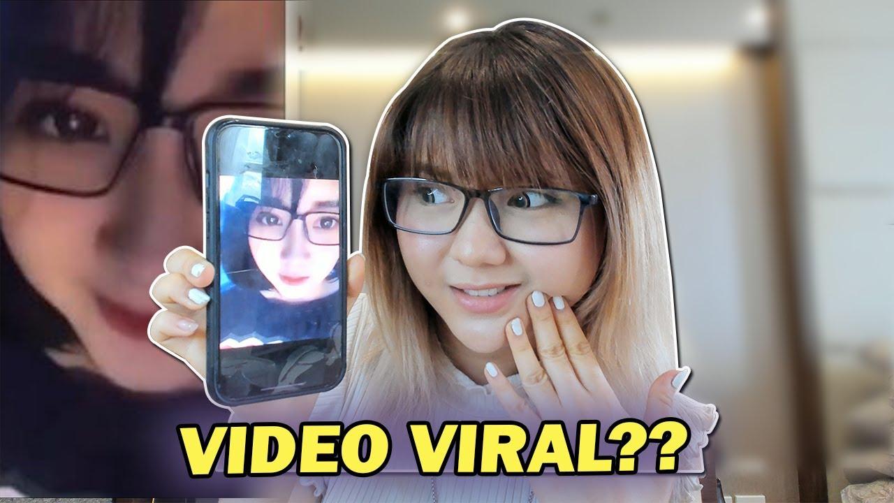 TANGGAPAN SARAH VILOID MENGENAI VIDEO VIRAL YANG MIRIP.....