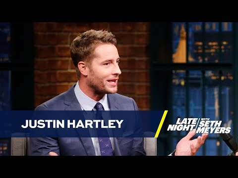 Justin Hartley Loved Working with Sylvester Stallone on This Is Us