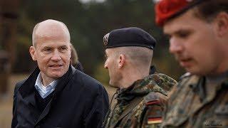 #Brinkhausunterwegs - Truppenbesuch bei der Bundeswehr