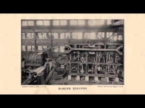 Titanic Steam Engine Sound 10h