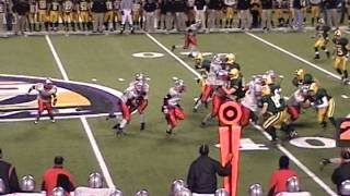 2004 Maryland 4A State High School Football Championship Suitland vs Damascaus Part 1 of 5