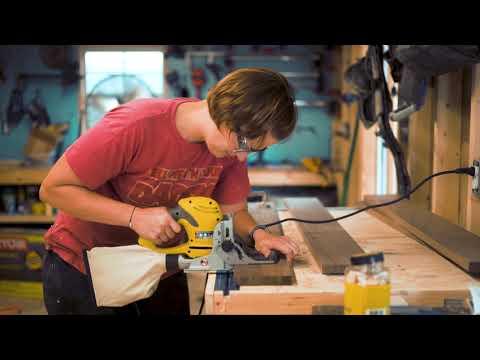 How to Make a Slide-Out Desk   DIY   IG Builders Challenge