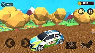 Impossible Climb Stunt Driving: Tricky Car Tracks : Android GamePlay #1