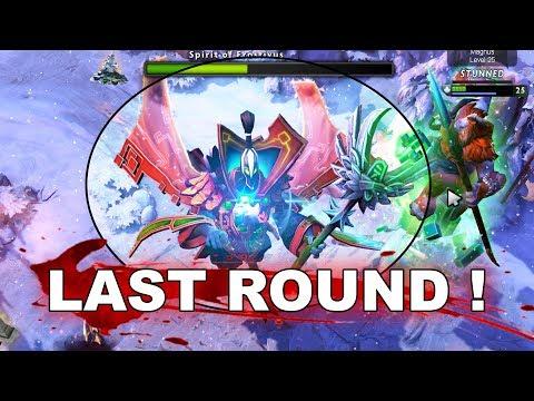 Dota 2 Frostivus - FINAL ROUND BOSS ! thumbnail