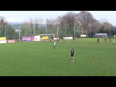 Bounce Game Highlights: Ardmore 1-5 Derry City (22-01-2017)