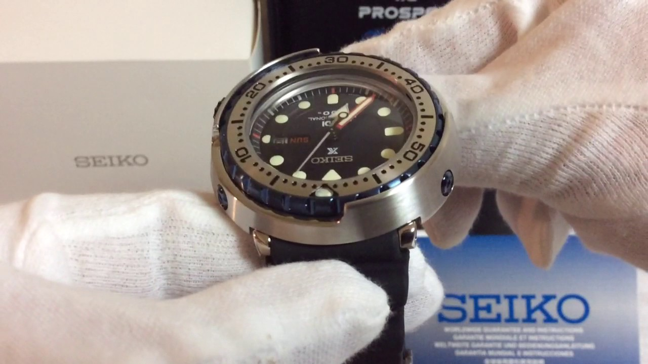 quite nice 256ff a7e3c Seiko Prospex PADI SBBN039 300m Marine Master diver new with tags for sale