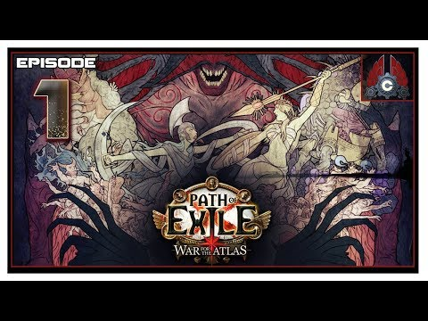 Let's Play Path Of Exile Patch 3.1 With CohhCarnage - Episode 1