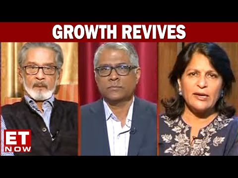 Economic Recovery Gathers Pace: Q3 GDP Growth At 7.2% | Growth Revives | India Development Debate