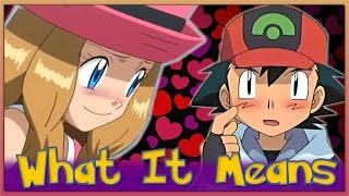 One of Bird Keeper Toby's most viewed videos: Pokemon Theory - Amour Shipping Means The END!