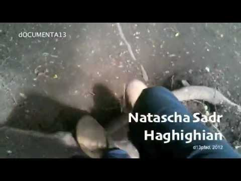 NataschaSadr Haghighian / d13trail, 2012, dOCUMENTA13