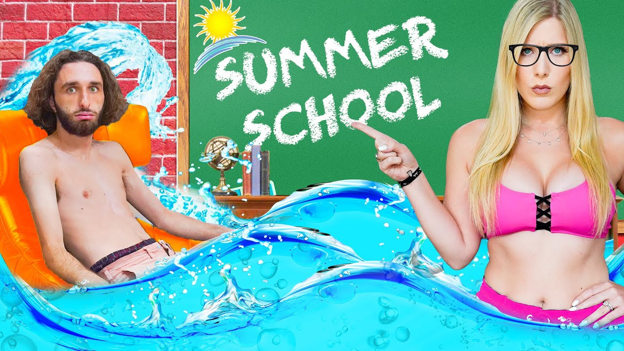 I Sent My Friends in SUMMER SCHOOL! *suspended?*