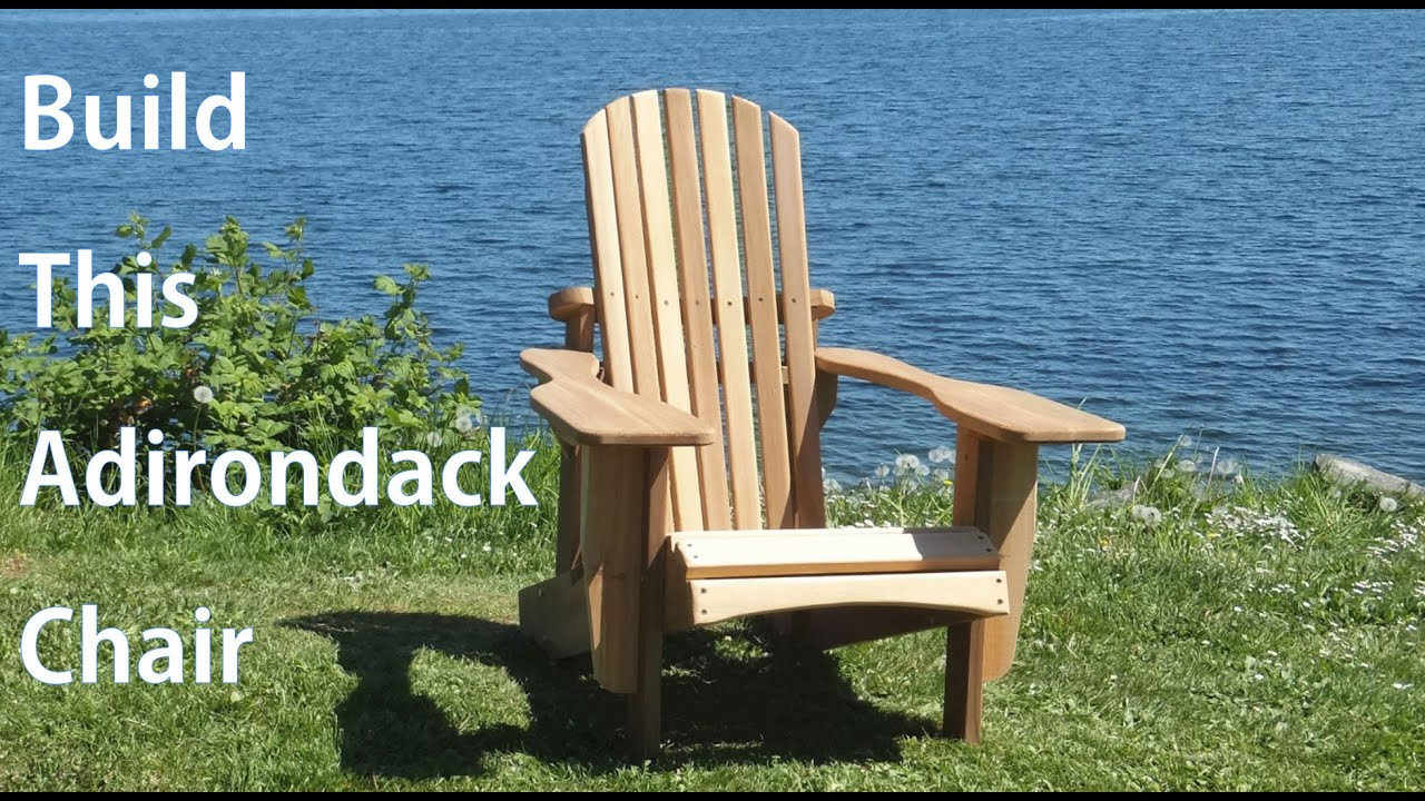 Simple Adirondack Chair Plans Fabulous With Simple