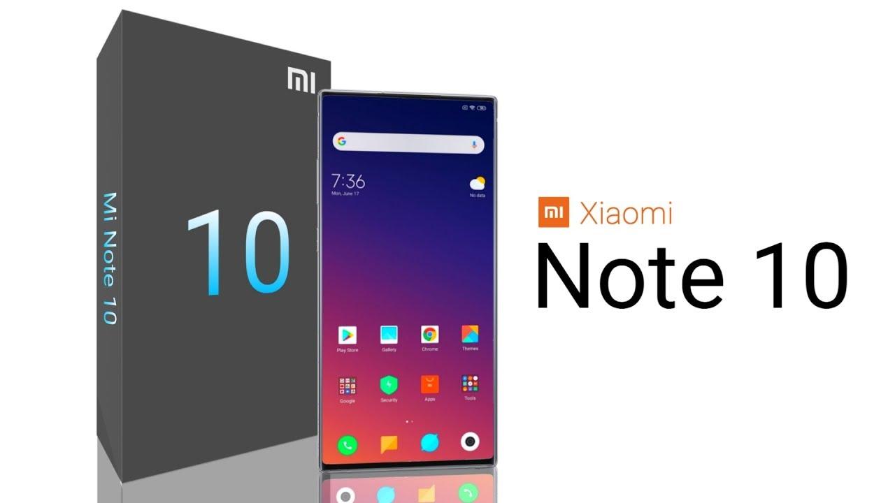 Spesifikasi Xiaomi Mi Note 10 Smartphone 5 Kamera Pertama di Dunia