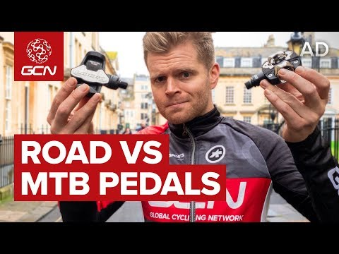 Road Or MTB Pedals - Which Should You Choose?