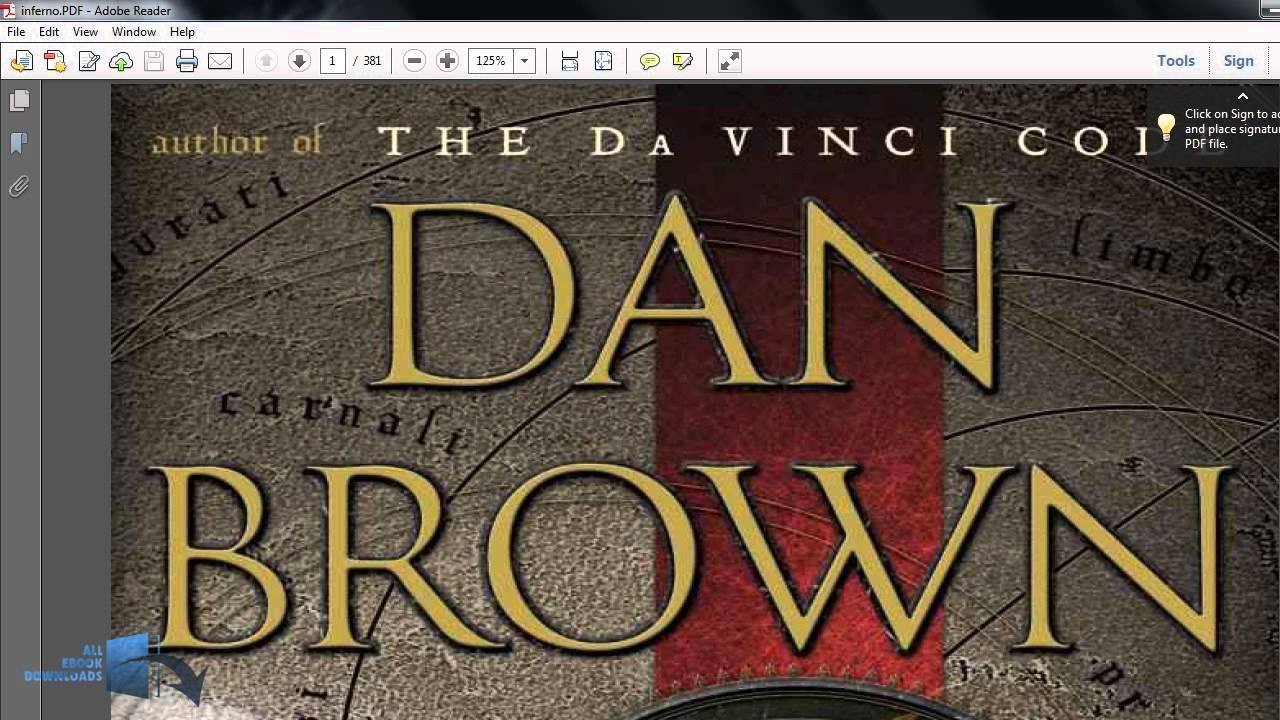 [tut] Dan Brown Inferno Ebook Download