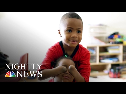 Courageous Boy Receives World's First Double Hand Transplant | NBC Nightly News