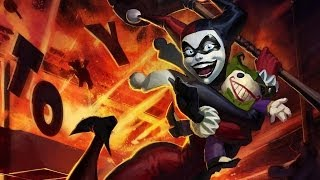 Infinite Crisis - Harley Quinn Champion Profile