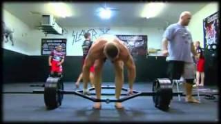 Brock Lesnar - Inspirational Workout