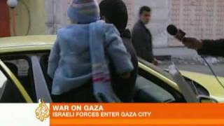 No place is safe for Gazans - 15 Dec 09 thumbnail