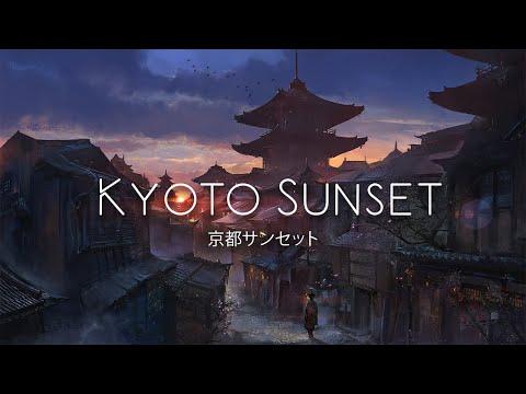 Kyoto Sunset ☯︎ Japanese Lofi HipHop Mix
