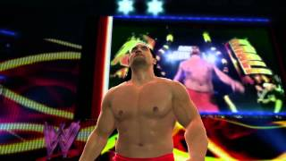 The Great Khali makes his entrance in WWE