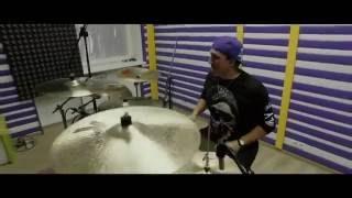 Skrillex & Rick Ross - Purple Lamborghini Drum Cover ( Denis Kozyrev)