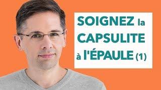 Soigner la capsulite à l'épaule