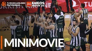 ENEOS Mini-Movie: Turkish Airlines EuroLeague Regular Season Round 12