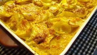 Scalloped Potatoes Recipe - Gratin