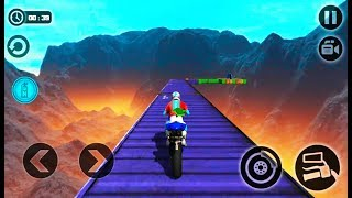 Impossible Motor Bike Tracks-Best Android Gameplay HD EP01