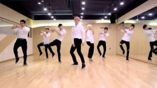 got7 stop stop it dance practice mirrored and slow 50