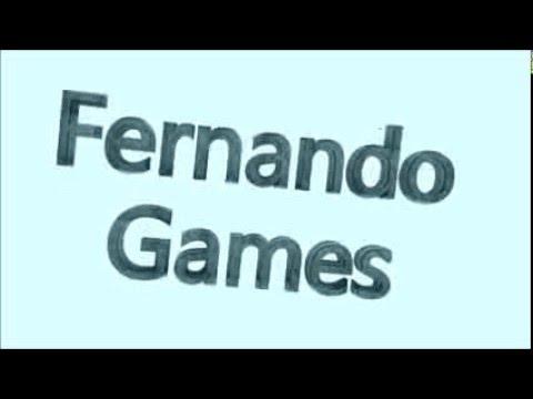 Fernando games , essa não tem zoeira (intro)