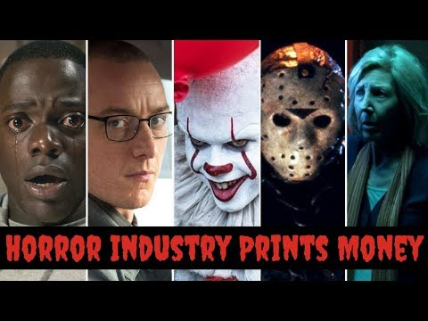 How Horror Movies Became a Money Making Machine?