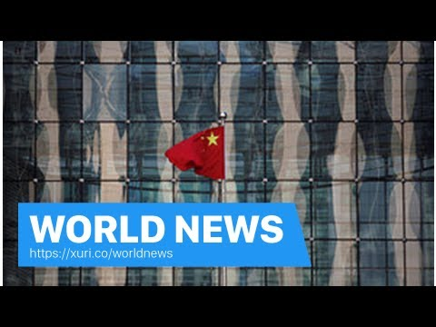 World News - China cracks on foreign companies called Taiwan, area c