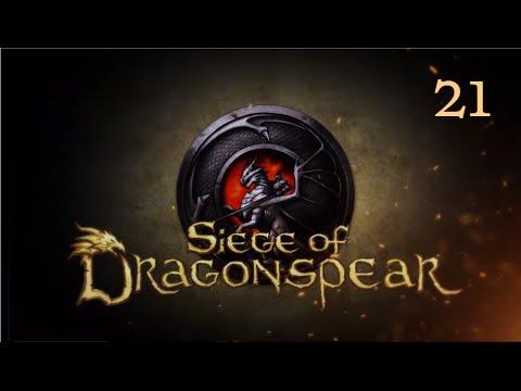 Let's Play Baldur's Gate: Siege of Dragonspear Coop #21 - The Crusader Camp