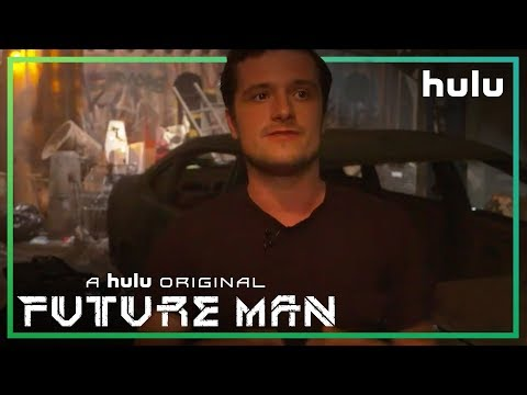 The Stunts of Future Man • Future Man on Hulu