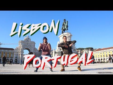 FAVORITE CITY IN EUROPE | LISBON, PORTUGAL TRAVEL VLOG