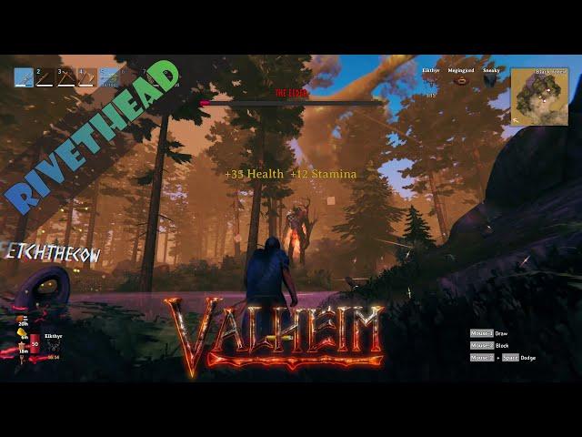 "Valheim - E10 - ""Can We Take on The Elder Again?"""