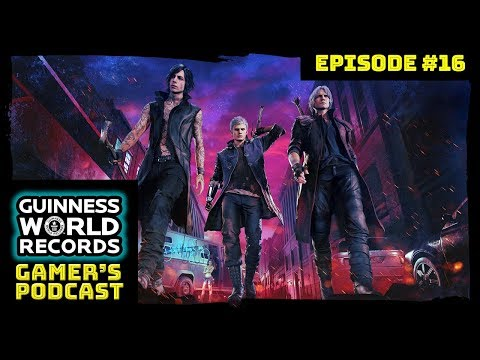 Devil May Cry 5, Beat Cop and Harry Potter: Wizards Unite - GWR Gamer's Podcast Episode 16