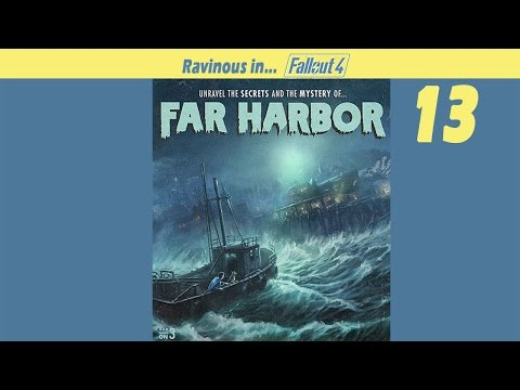 A Plan is Made | FALLOUT 4 - FAR HARBOR DLC (Part 13) |