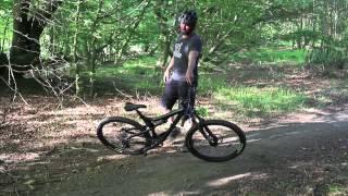 Mountain Bike Technique - Carving Corners Part 2