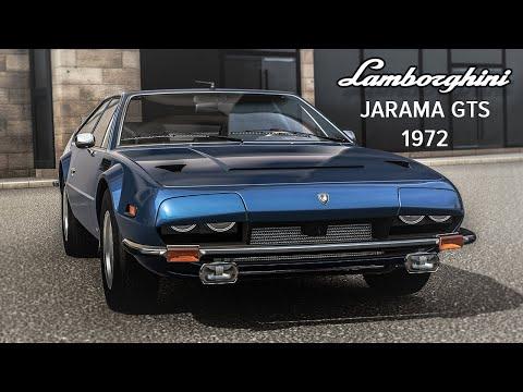 1972 - Lamborghini Jarama S - Présentation, FH4