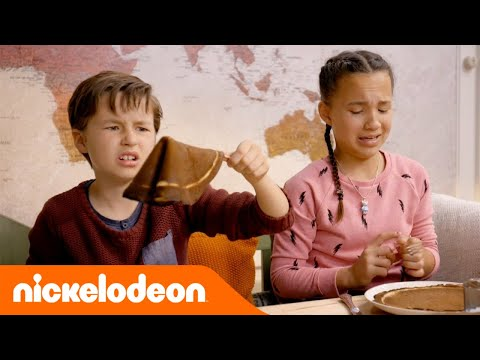 Hunter Street | Sorpresa a colazione | Nickelodeon Italia