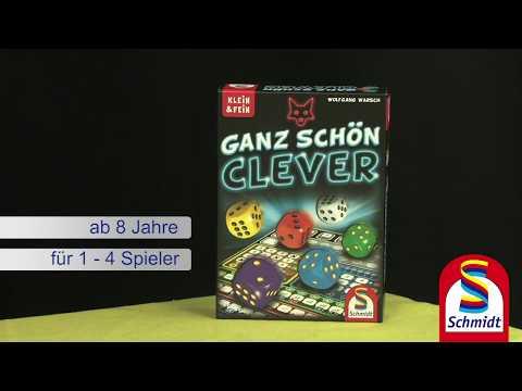 Ganz Schön Clever - Egy okos húzás! társasjáték